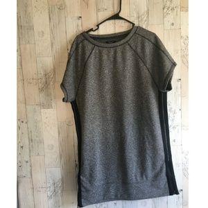 Madewell Panorama T-Shirt Dress Size Large
